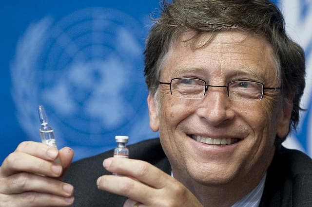 Image: Bill Gates quietly funding effort to develop thousands of new vaccines that conveniently 'might' become pandemics