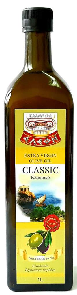 ELEON оливковое масло с высоким содержанием полифенолов