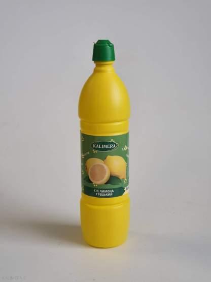 Сік лимона зі 100% грецьких лимонів, 340мл