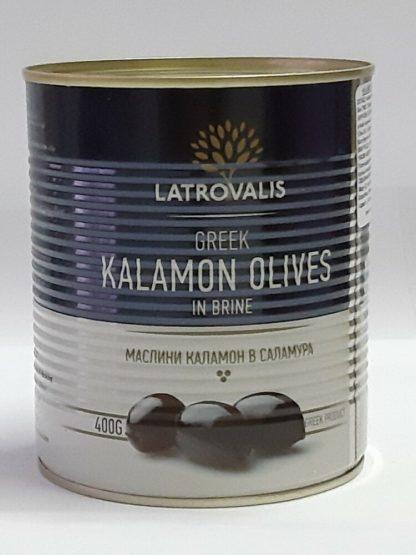 КАЛАМОН JUMBO 181-200 з кісточкою 900/400 с.в. маслини, 52011