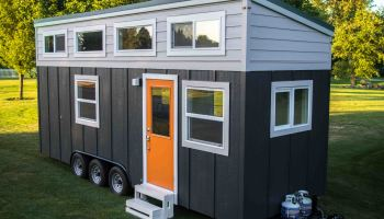 Small House Design Seattle Tiny Homes Offers Complete On Wheels Plans