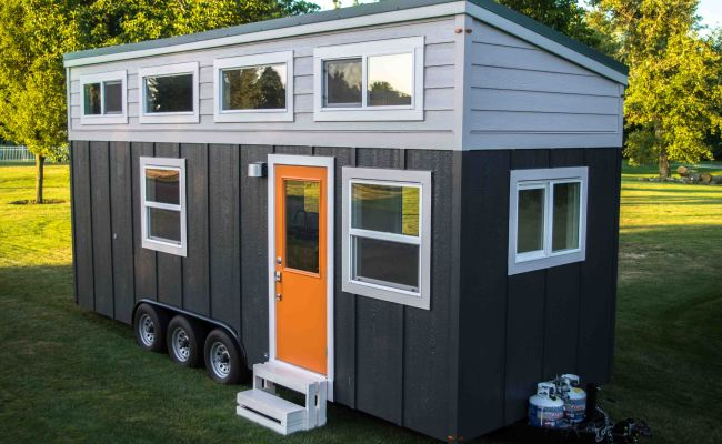 Small House Design Seattle Tiny Homes Offers Complete