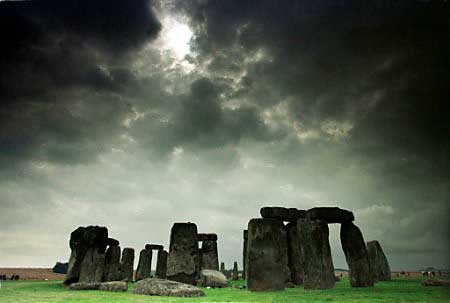 SPA. Stonehenge, dicen, era un sitio de relajación