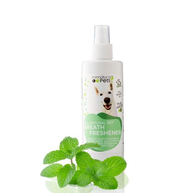Pannatural Pets Natural Breath freshener