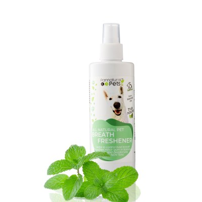 Pannatural Pets Natural Breath freshener