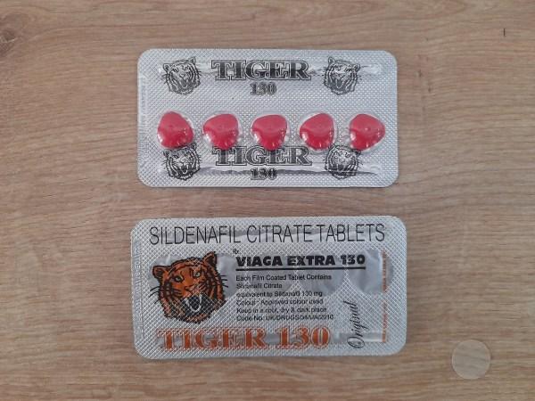 tiger 130mg