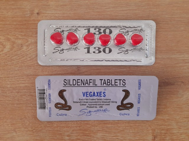 cobra 130mg 6 tablets