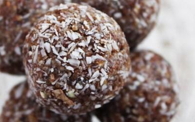 Seedy Bliss-Balls