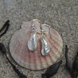 Mussel Earrings