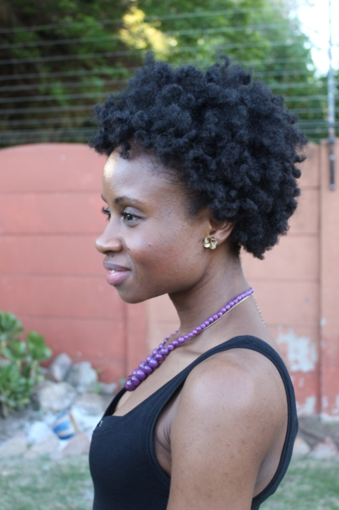 A Natural Hair Journey Interview With Mary Mkhonto