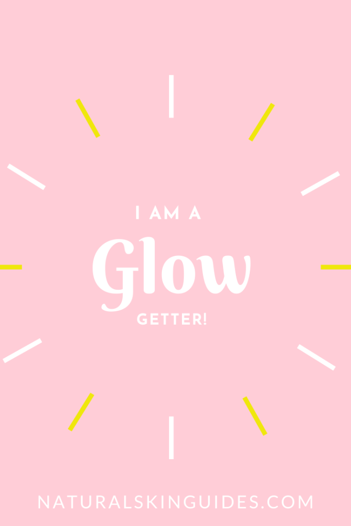 glow getter quotes