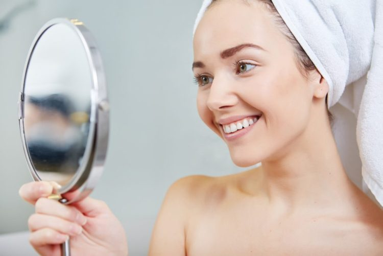Healthy Skin and 2 tips to slow down aging skin