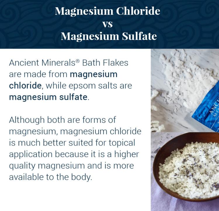magnesium chloride vs magnesium sulfate, how to make magnesium oil, diy magnesium oil spray, benefits of magnesium oil,  magnesium oil benefits, Magnesium Chloride Vs Magnesium Sulfate