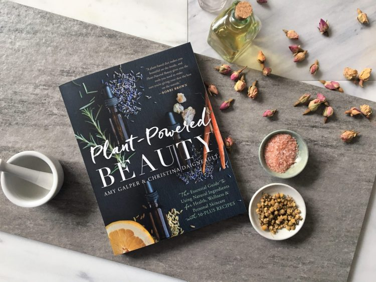 Top Natural Skincare Books