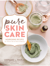 pure skin care nourishing recipes book review, best natural acne treatment books, how to get rid of pimples, adult acne, how to get rid of acne naturally, home remedies for acne