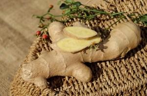 Ingwer - Die enthaltenen Gingerole können die Aufnahme von Glukose in die Muskelzelle unterstützen