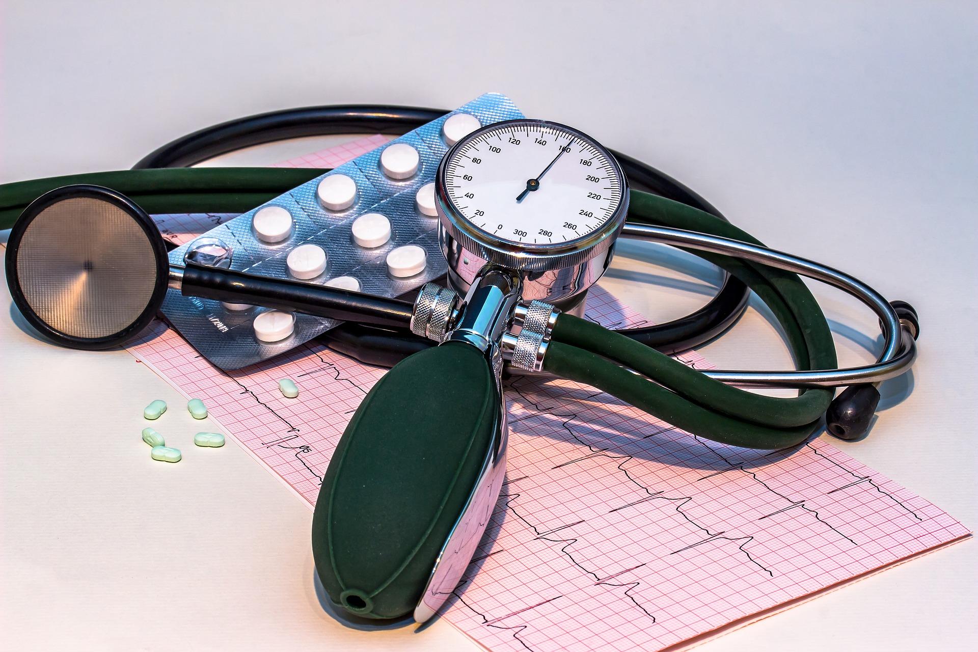 Bluthochdruck - Blutdruck senken ohne Medikamente