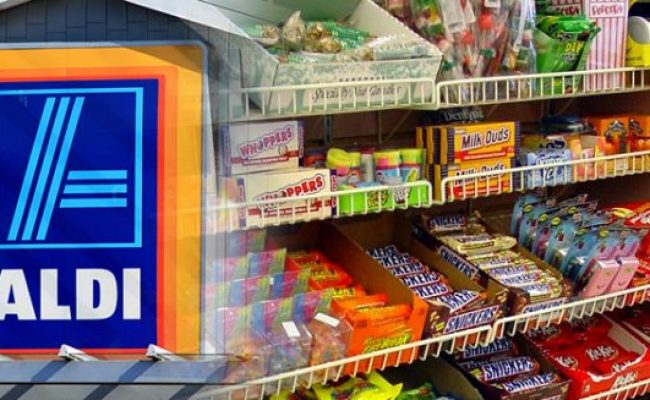 This Grocery Store Is Replacing Candy In Its Checkout