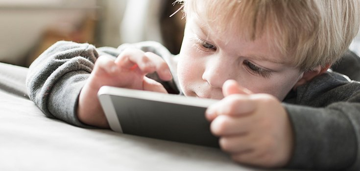 More than Half of US Kids are Addicted to Technology