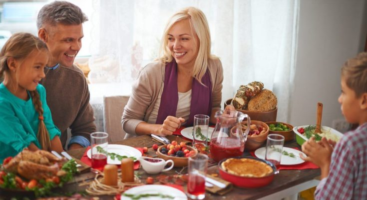How will you spend Thanksgiving this year?