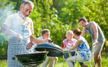 Time for summer barbecues