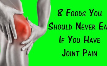 do you suffer from joint pain?