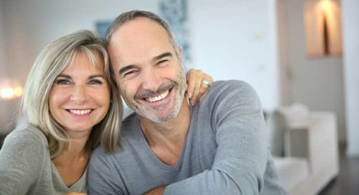 how does being married impact the risk of dementia
