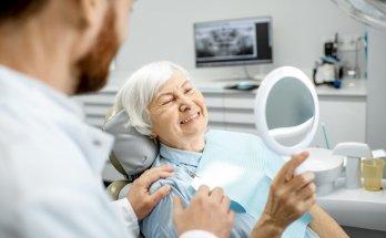 The benefits of dentures