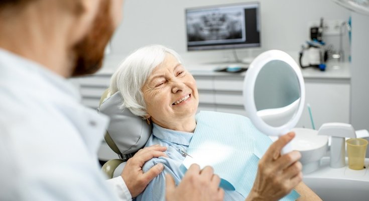 The benefits of dentures