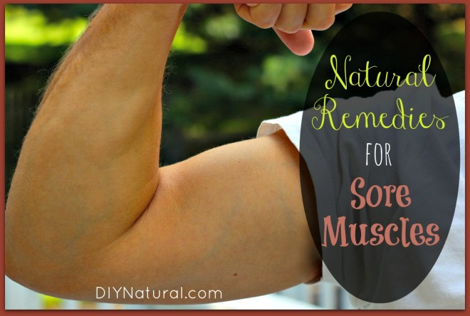 How To Ease Sore Muscles Naturally With These Remedies