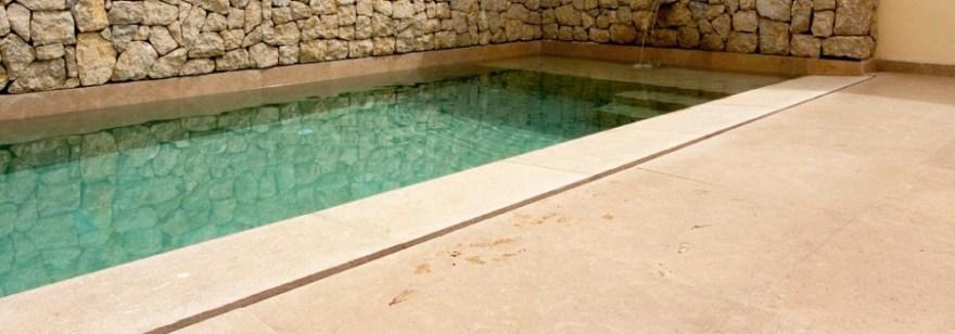 reforma en casa piscina