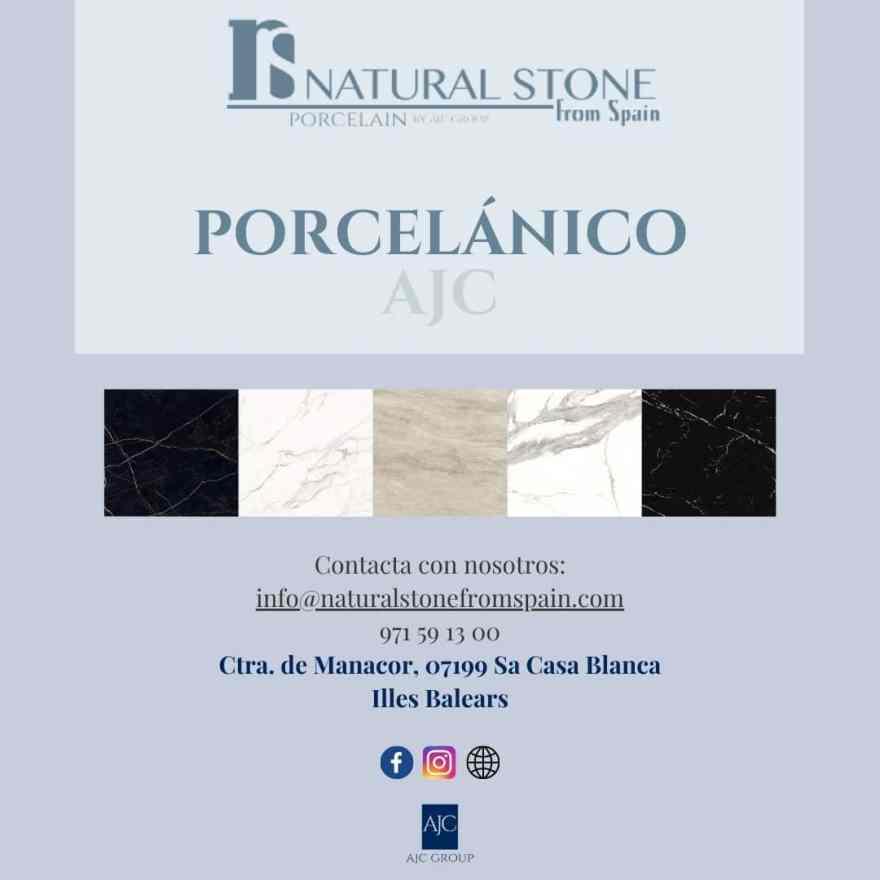 Nuestro catálogo: Porcelánico AJC