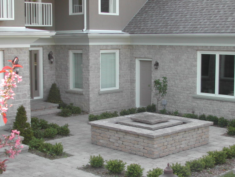 Water features in landscaping  Collingwood Thornbury