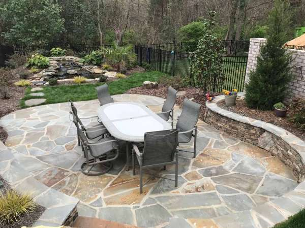 outdoor living areas charlotte
