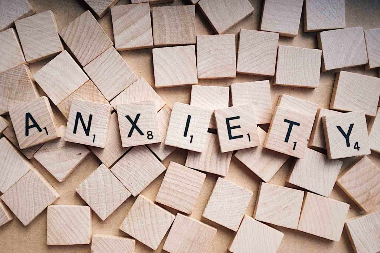 Scrabble Anxiety Therapist coach heal therapy stress