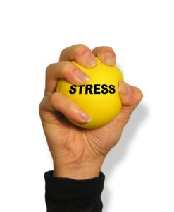 Stress Ball Highly Sensitive Person Trigger Tips