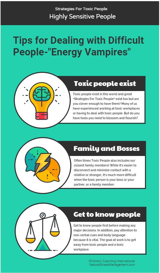 Strategies For Toxic People Mateja Petje Stress Remedies