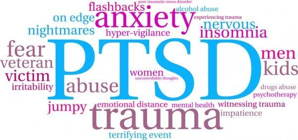 Complex post-traumatic stress disorder Symptoms Attachment Developmental Disorder