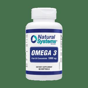 OMEGA III 60 CAPSULAS BLANDAS