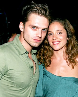 Sebastian Stan and Margarita Levieva