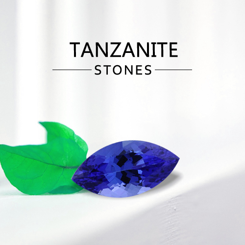 Natural Tanzanite Stones