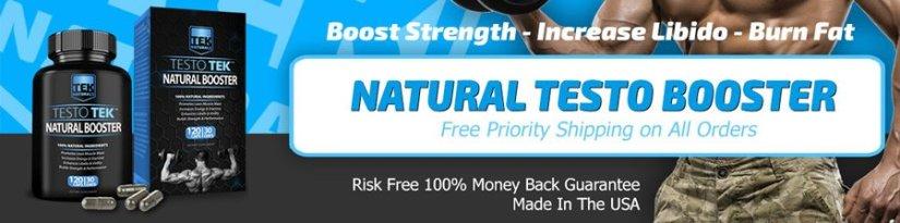Natural Testo Booster