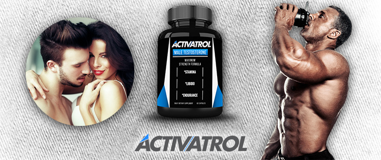 Activatrol Male Testosterone Results