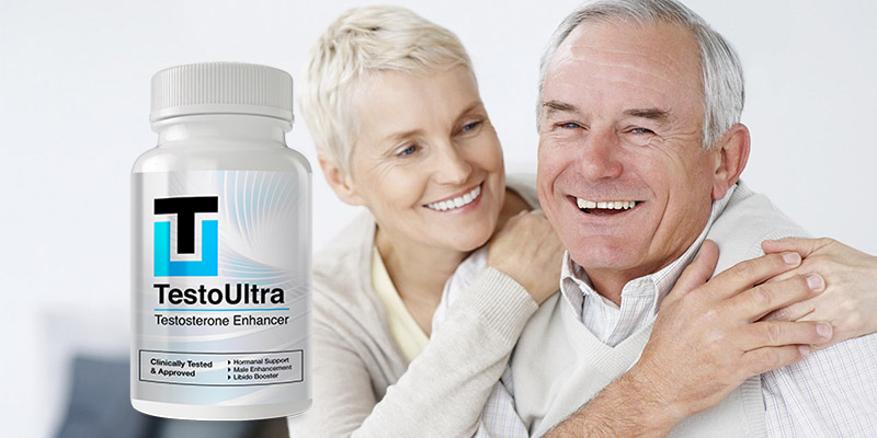 Testoultra Natural Testosterone booster