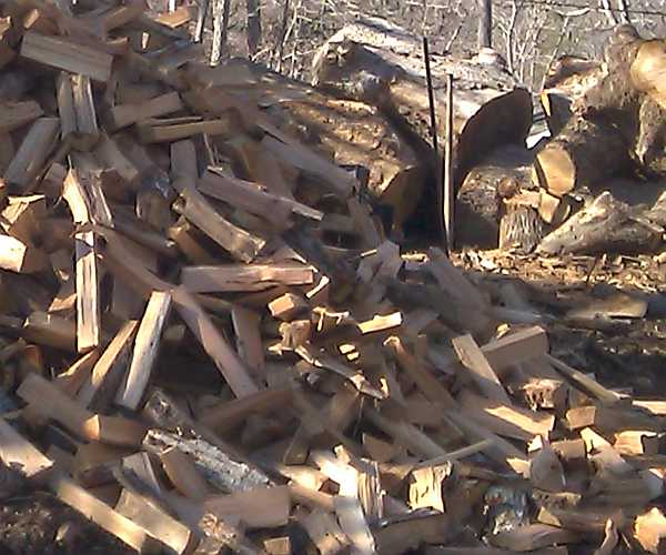 Firewood for Sale Asheville NC