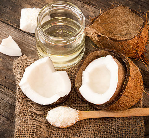 nutrition hacks organic coconut oil ingredients