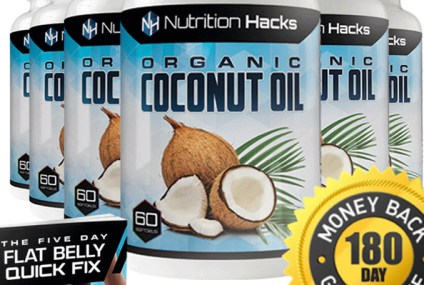 Nutrition Hacks Organic Coconut Oil Review: $1 Bottle Discount