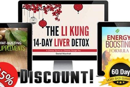 Li Kung 14-Day Liver Detox Review: Does It Really Work?
