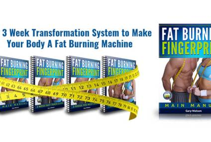 Fat Burning Fingerprint Review: A Program That Activates Your Metabolism
