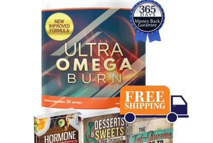 Ultra Omega Burn Review: A Dietary Supplement For Weight Loss